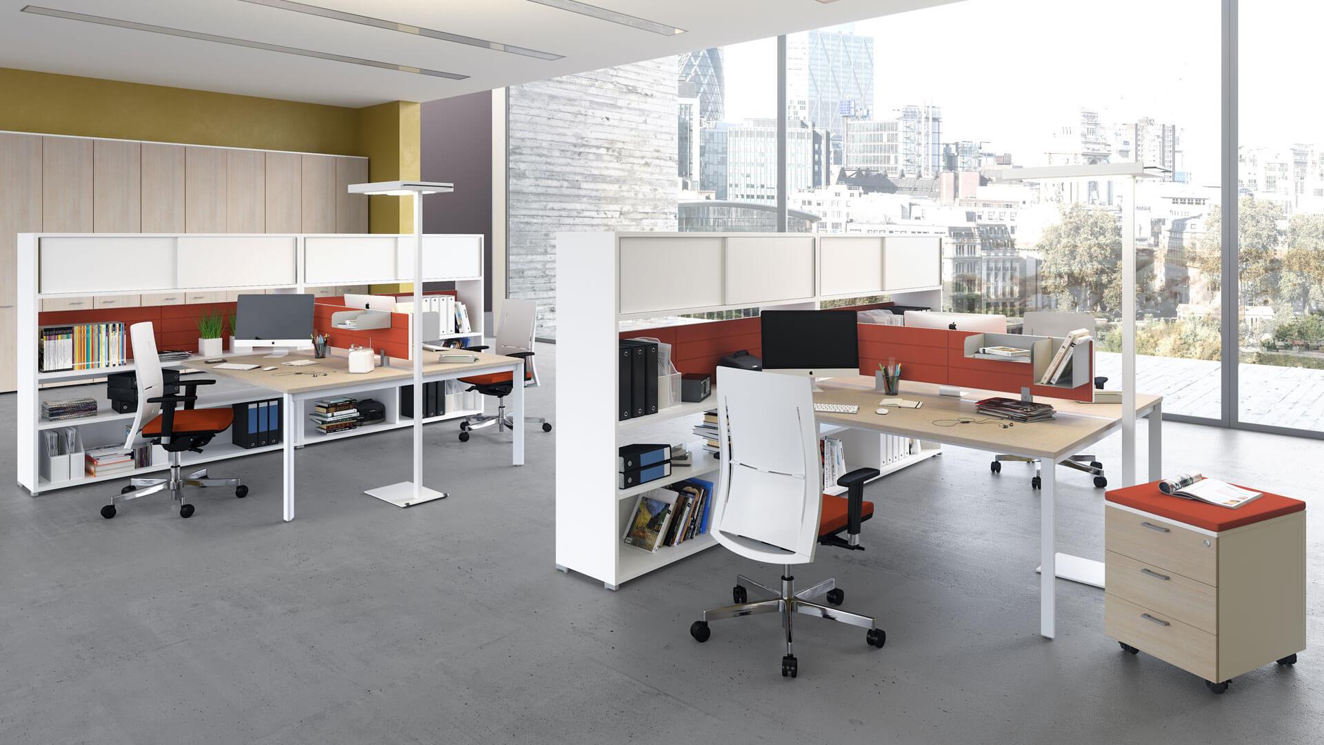 Le novit per l ufficio di las mobili prontufficio for Design per l ufficio